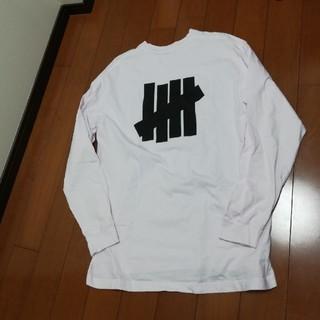 アンディフィーテッド(UNDEFEATED)のundefeated ロングスリーブシャツ L(Tシャツ/カットソー(七分/長袖))