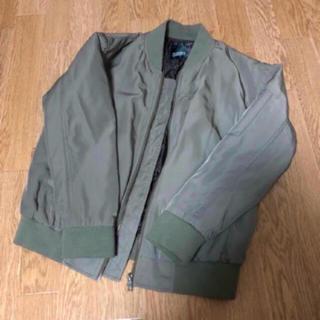 シマムラ(しまむら)のジャケット(ノーカラージャケット)