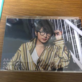 AAA - AAAビジュアルカード西島