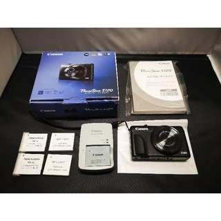 キヤノン(Canon)のCanon PowerShot S120(コンパクトデジタルカメラ)