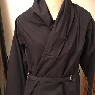 アルファキュービック(ALPHA CUBIC)のスプリングコート  黒(スプリングコート)