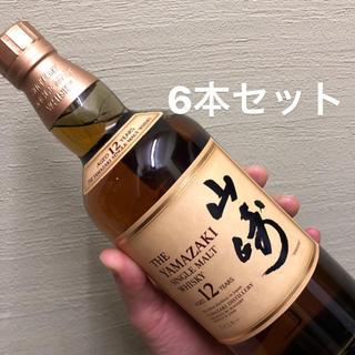 サントリー(サントリー)の山崎12年6本(ウイスキー)