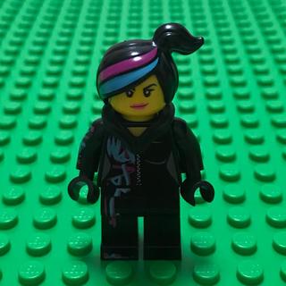 レゴ(Lego)のlego レゴ ミニフィグ legomovie レゴムービー ワイルドガール (知育玩具)