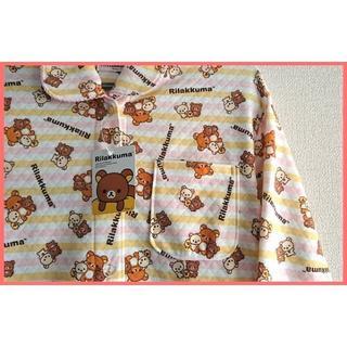 サンエックス(サンエックス)の【新品☆】リラックマ 長袖パジャマ(キルト)160(パジャマ)