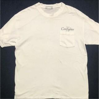 コアファイター(corefighter)のCOREFIGHTER/コアファイター/Tシャツ/ポケT(Tシャツ/カットソー(半袖/袖なし))