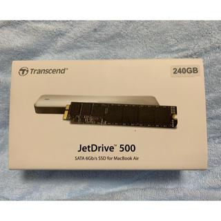 トランセンド(Transcend)のTranscend JETDRIVE500(PC周辺機器)
