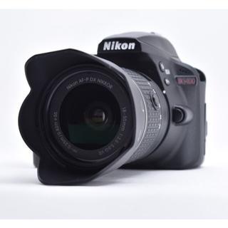 ニコン(Nikon)の❤本格一眼レフカメラ❤Nikon D3400 レンズキット❤スマホに送れる❤(デジタル一眼)