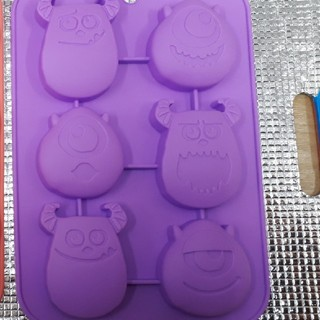 ディズニー(Disney)のディズニー シリコンモールド ⭐即日発送⭐(調理道具/製菓道具)