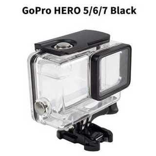 【大活躍♪】GoPro Hero 5 防水プロテクター透明(その他)