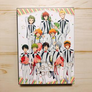 Blu-ray版 アイマス sideM ファイブスターパーティー DVD
