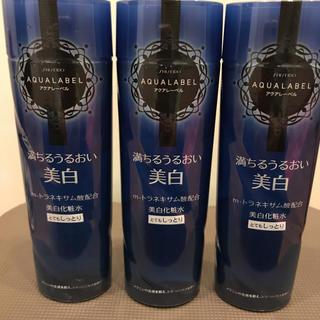 アクアレーベル(AQUALABEL)の資生堂 アクアレーベル 化粧水(化粧水 / ローション)