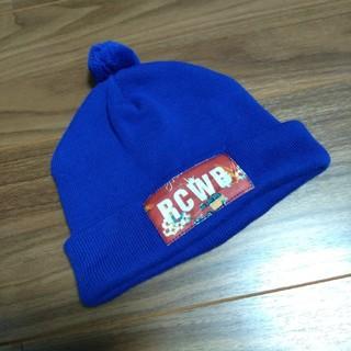 ロデオクラウンズ(RODEO CROWNS)のRODEO CROWNS ニット帽(帽子)