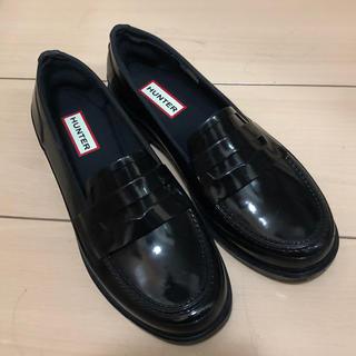 ハンター(HUNTER)の【K様専用】Hunter ハンター レインシューズ BLACK(長靴/レインシューズ)