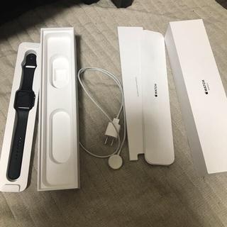 AppleWatch3  42mm  値下げ可能!