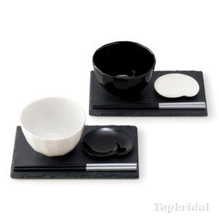 ゼン(ZEN)のペア丼 おしゃれ セット(食器)