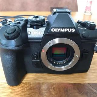 中古 OLYMPUS OM-D E-M1 Mark II ボディ(ミラーレス一眼)