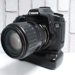 キヤノン(Canon)の★超人気★Canon EOS 40D レンズキット(デジタル一眼)