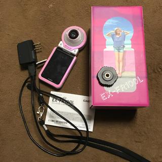 カシオ(CASIO)のCASIO FR100L ピンク(コンパクトデジタルカメラ)