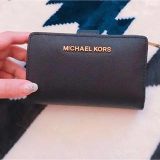buy popular dbed5 2914f MICHEAL KORS 折りたたみ財布