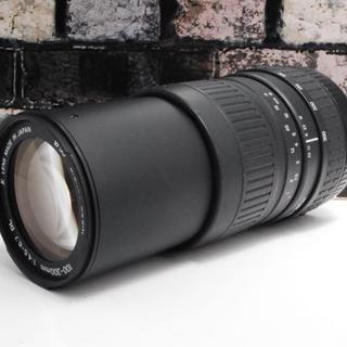 ★超人気★超望遠レンズ★SIGMA 100-300mm(レンズ(ズーム))