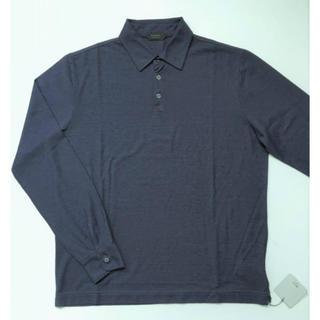 ザノーネ(ZANONE)の新品 春夏 ザノーネ 50 L ZANONE ice cotton ポロシャツ(ポロシャツ)