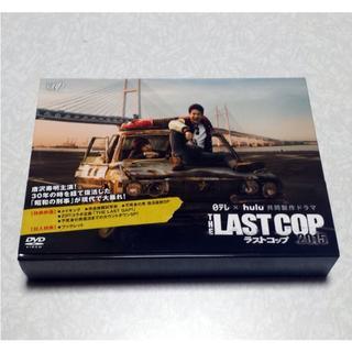 美品 THE LAST COP ラストコップ2015 DVD BOX 唐沢寿明