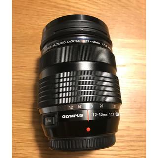 オリンパス(OLYMPUS)のSuperstream様専用☆オリンパス 12-40mm F2.8 PRO(レンズ(ズーム))