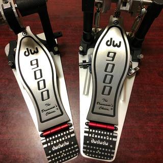 DW9000 ツインペダル