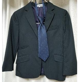 シマムラ(しまむら)の更にお値下げしました!!120センチ 男児スーツ(ドレス/フォーマル)