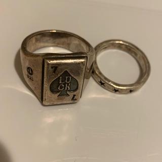 シルバー アクセサリー(リング(指輪))