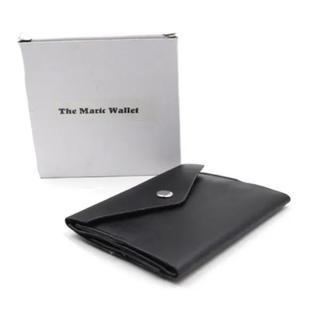 手品◇廃盤レア◇ マリック・ウォレット◇Mr.マリック考案の万能な財布マジック