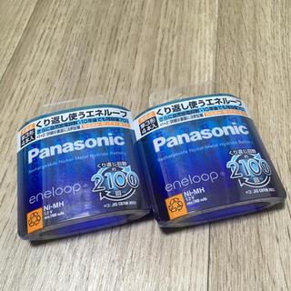 パナソニック(Panasonic)のeneloop単三形充電池 4本入り×2セット(その他 )