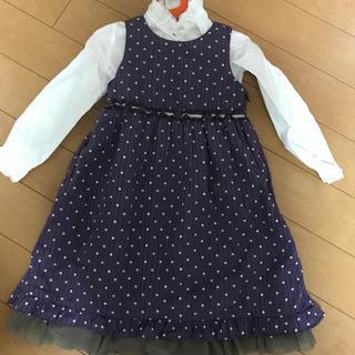 ベベ(BeBe)の入学式服べべ120センチ(ドレス/フォーマル)