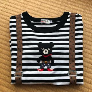 ミキハウス(mikihouse)のミキハウス ダブルビー Tシャツ(Tシャツ/カットソー)