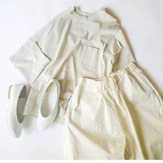 ヤエカ(YAECA)のオローネ ビルドカットソー(Tシャツ(半袖/袖なし))