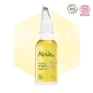 メルヴィータ(Melvita)のMelvita アルガンオイル 50ml 新品・未開封(ブースター / 導入液)
