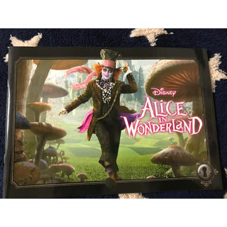 ALICE IN WONDERLaND パンフレット