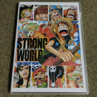 ONE PIECE FILM   STRONG WORLD  DVD