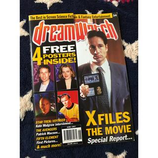 dreamWatch 1997年6月号