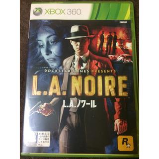 エックスボックス360(Xbox360)のXbox360 L.A.ノワール(家庭用ゲームソフト)