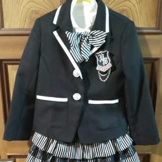卒園式 入学式/フォーマルスーツ 女の子 120cm
