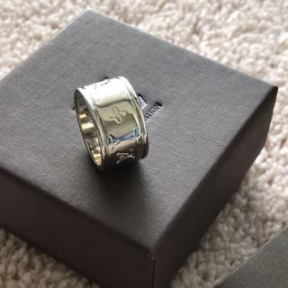 ルイヴィトン(LOUIS VUITTON)のルイヴィトン リング 新品 正規品 15号(リング(指輪))