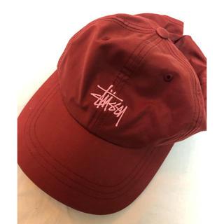 ステューシー(STUSSY)のステューシー  キャップ帽子 キャミソール  stussy (キャップ)