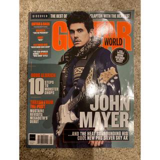 Guitar World 2018年9月号 John Mayer