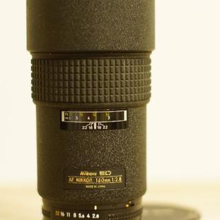 ■ Nikon ニコン AF Nikkor 180mm F2.8 ED