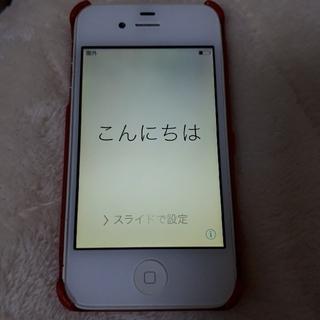 アイフォーン(iPhone)のSoftBank iPhone4 本体(スマートフォン本体)