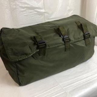 米軍放出品 実物 ナイロンバッグ 未使用品