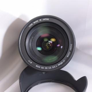 SIGMA 17-50 F2.8 Nikon用