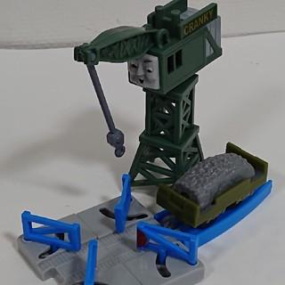 タカラトミーアーツ(T-ARTS)のクランキー新品他2点(電車のおもちゃ/車)