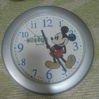 ディズニー(Disney)のミッキー掛時計(掛時計/柱時計)